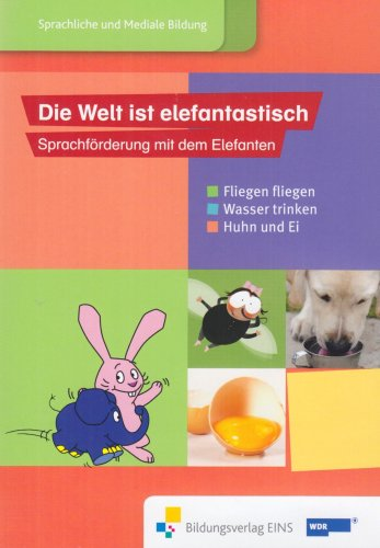DVD 1 Die Welt ist elefantastisch - Sprachförderung mit dem Elefanten