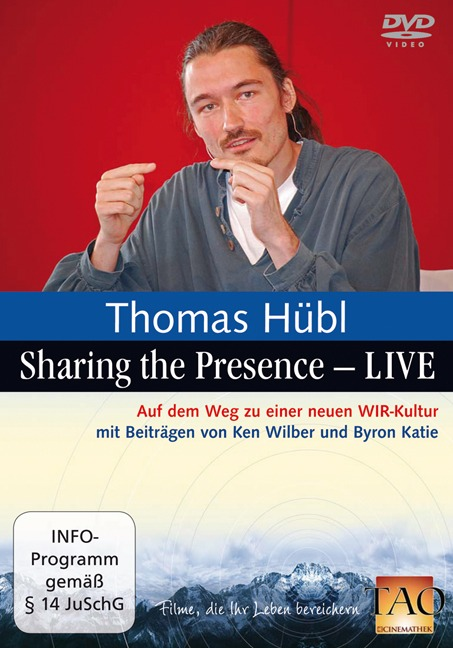 Thomas Hübl - Sharing the Presence/Live [2 DVDs...