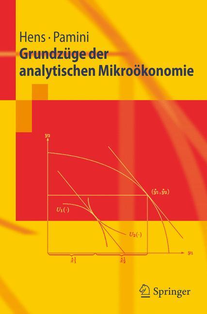 Grundzüge der analytischen Mikroökonomie (Sprin...