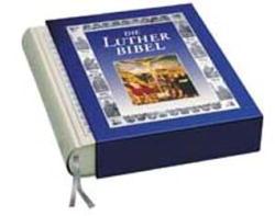 Bibelausgaben, Die Lutherbibel