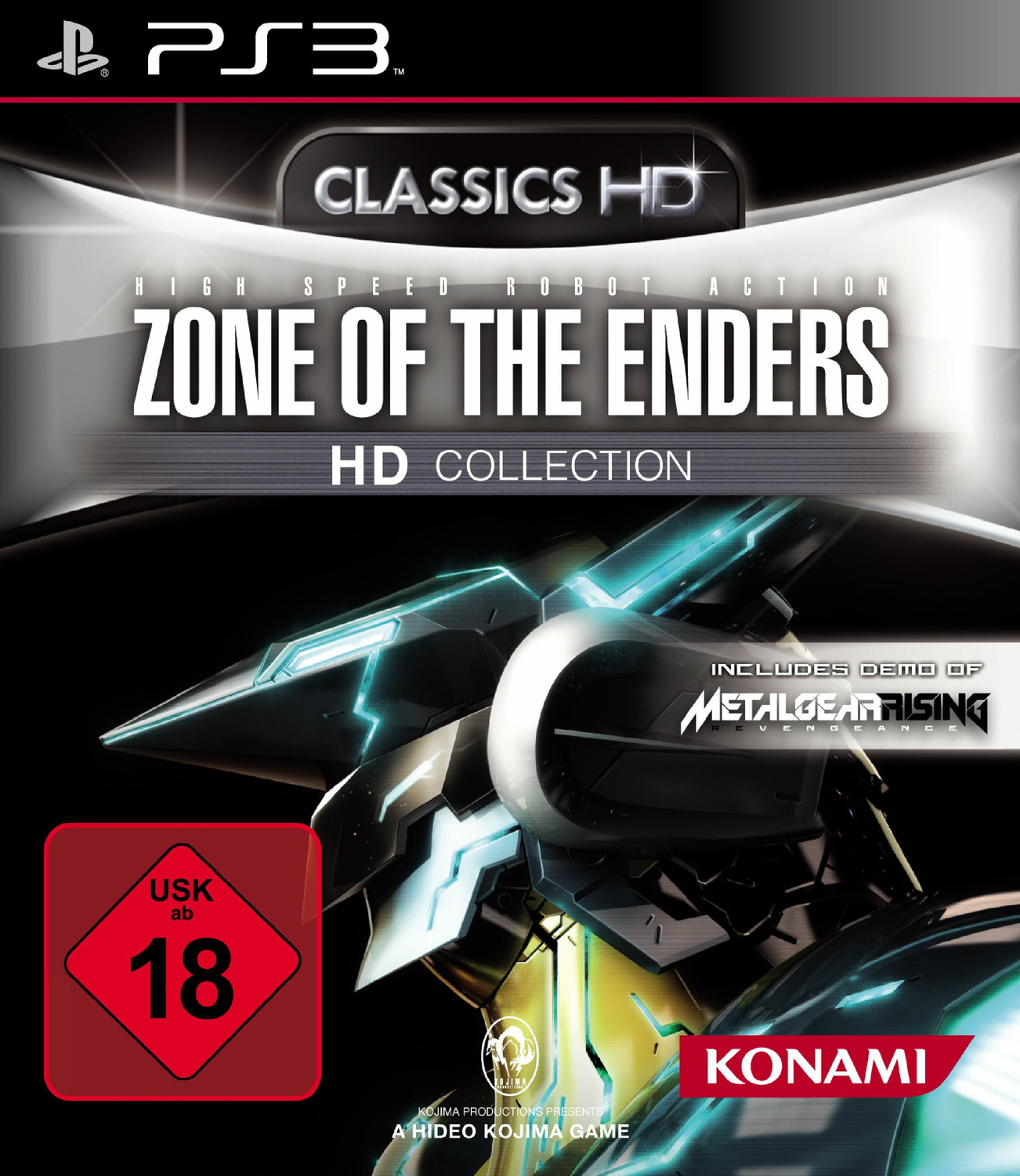 Zone of the Enders [HD Collection inkl. Metal G...