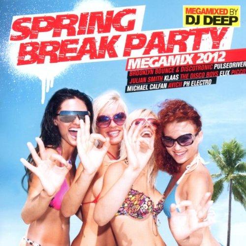 Various - Spring Break Party Megamix 2012