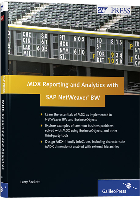 MDX Reporting and Analytics with SAP NetWeaver ...
