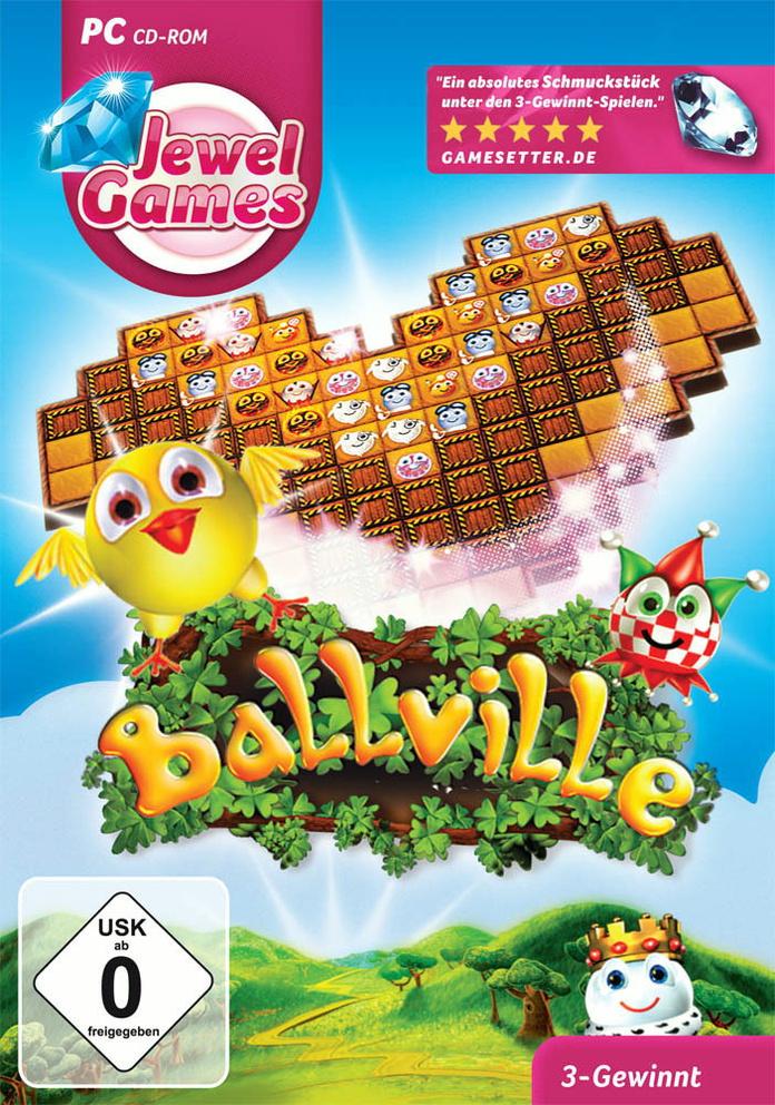 Jewel Games: Ballville