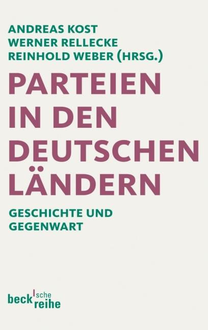 Parteien in den deutschen Ländern