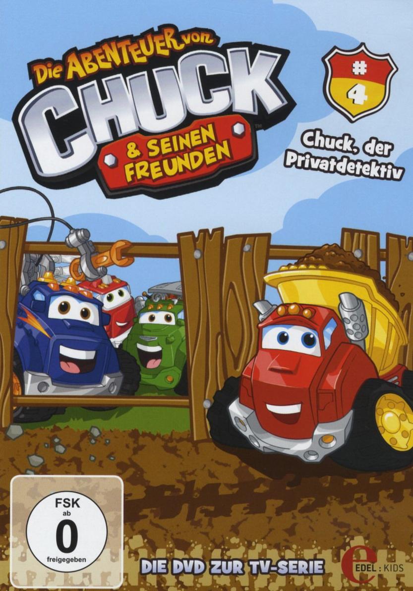 Die Abenteuer von Chuck & seinen Freunden - Fol...