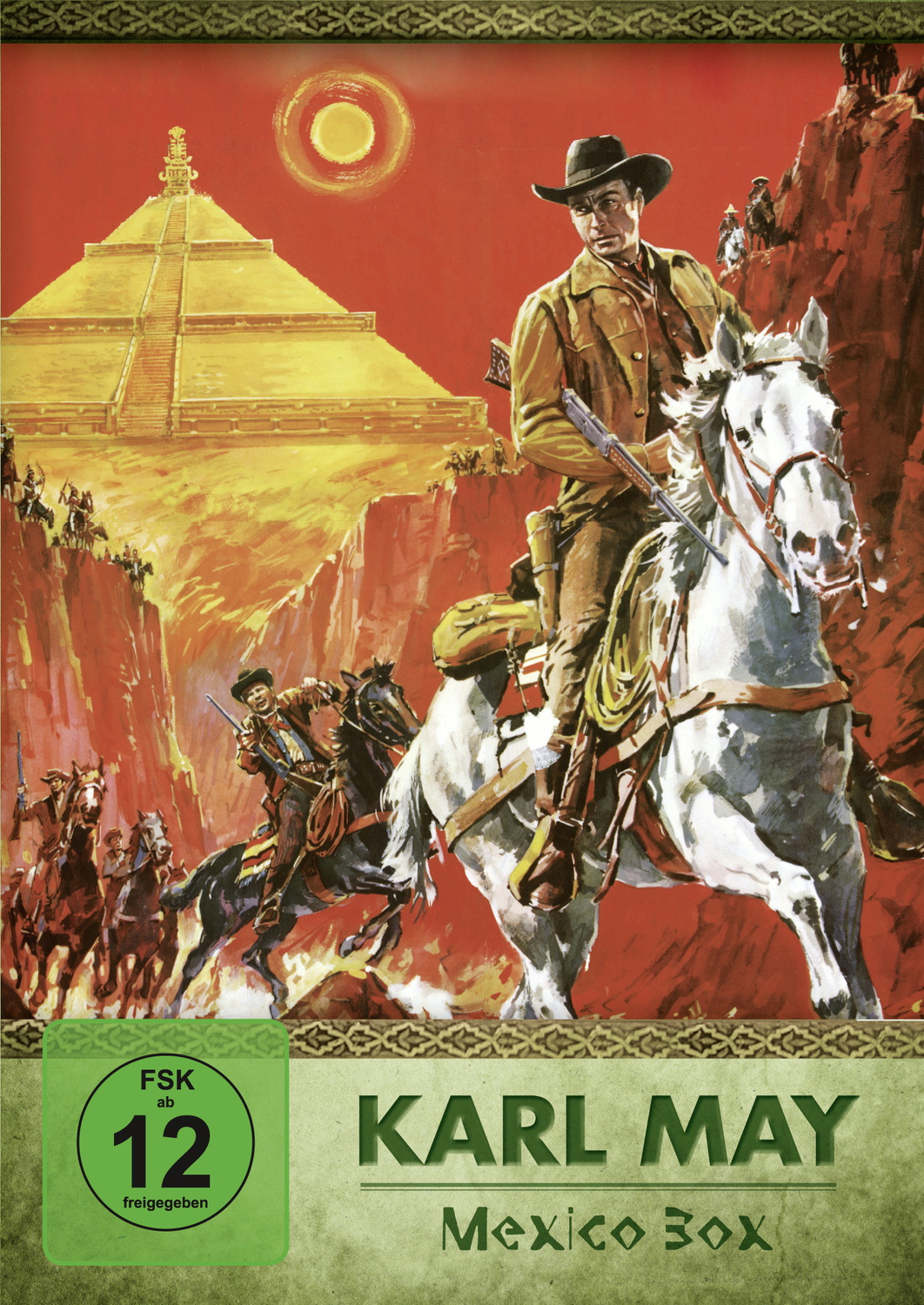 Karl May Mexico Box [2 DVDs]