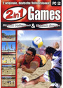 2 in 1 Games: Beach Volleyball & Beach Soccer
