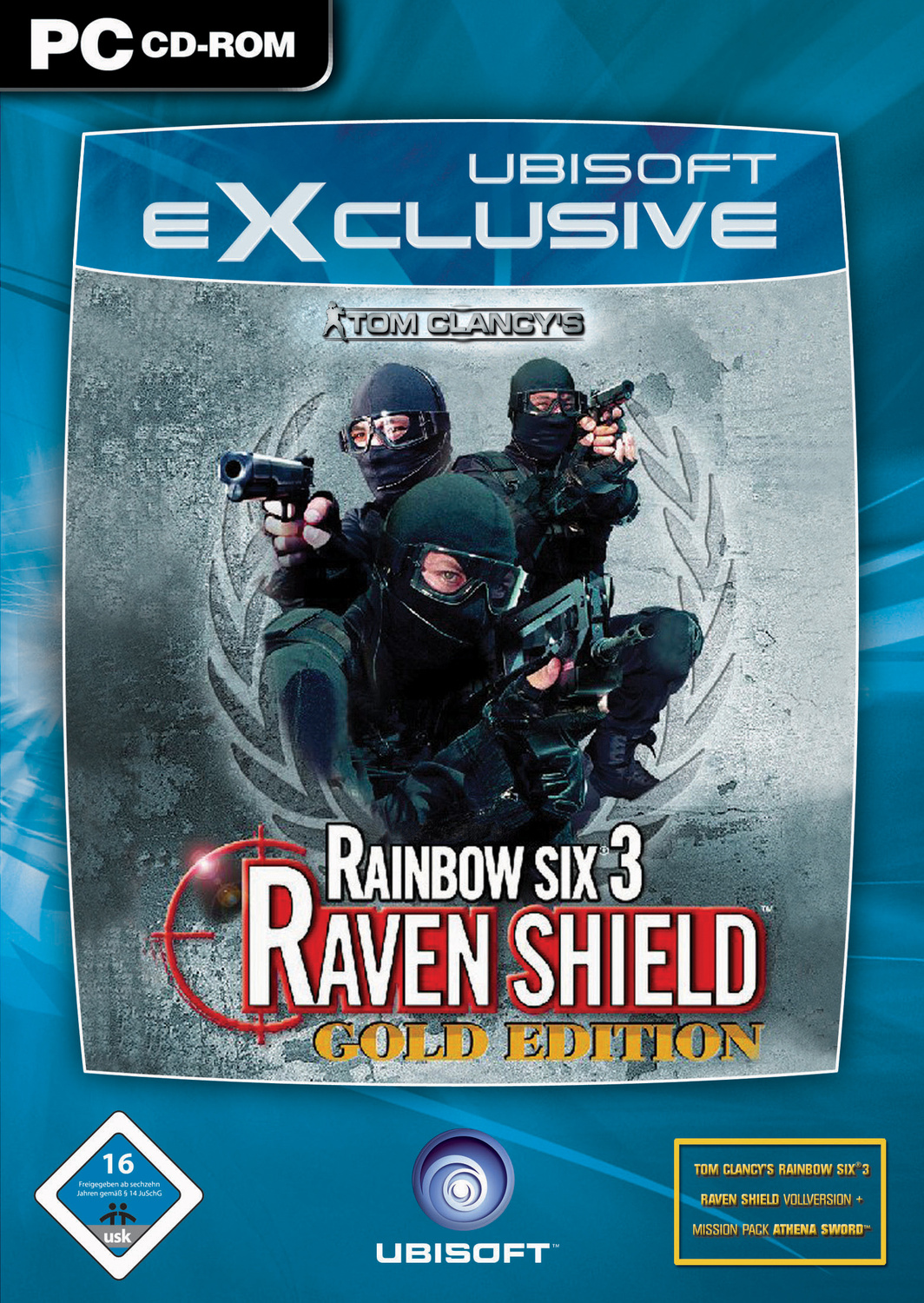 Rainbow Six 3: Ravenshield Gold Edition [UbiSoft eXclusive]
