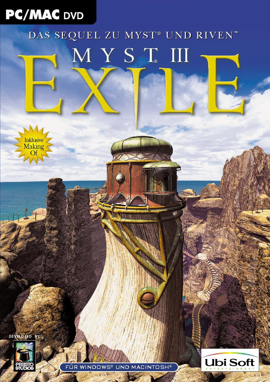 Myst III: Exile [inkl. Making Of]