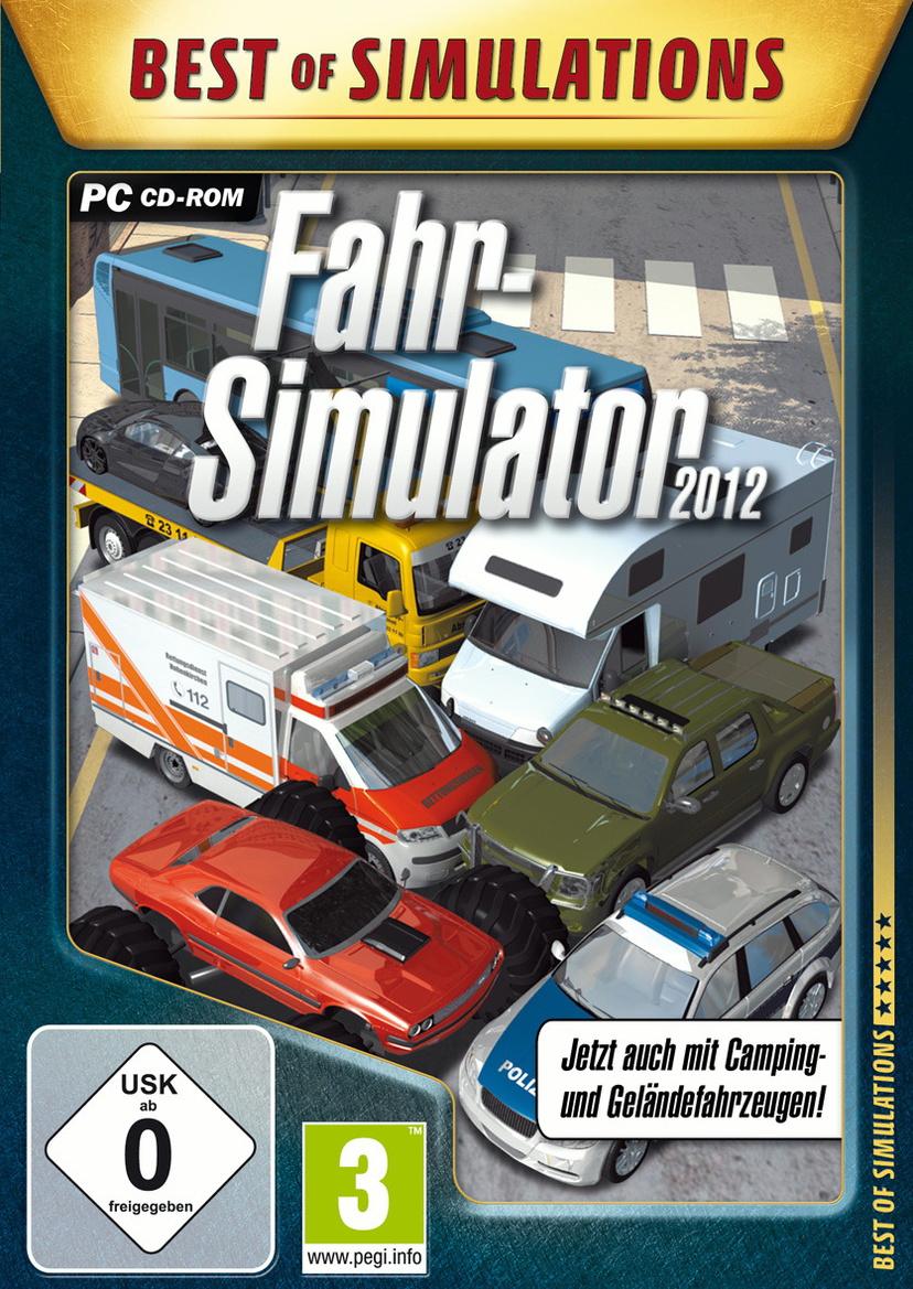 Best of Simulations: Fahr-Simulator 2012
