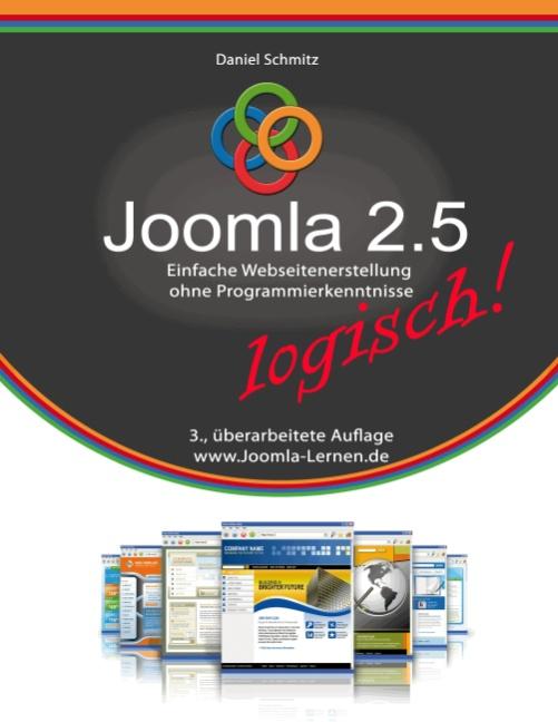 Joomla 2.5 logisch!: Einfache Webseitenerstellu...