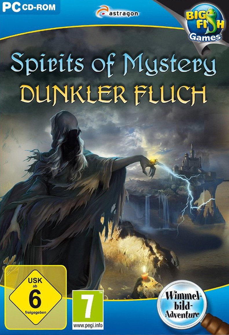 Spirits of Mystery: Dunkler Fluch [BigFish Games]