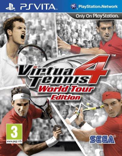 Virtua Tennis 4: World Tour Edition [Internatio...