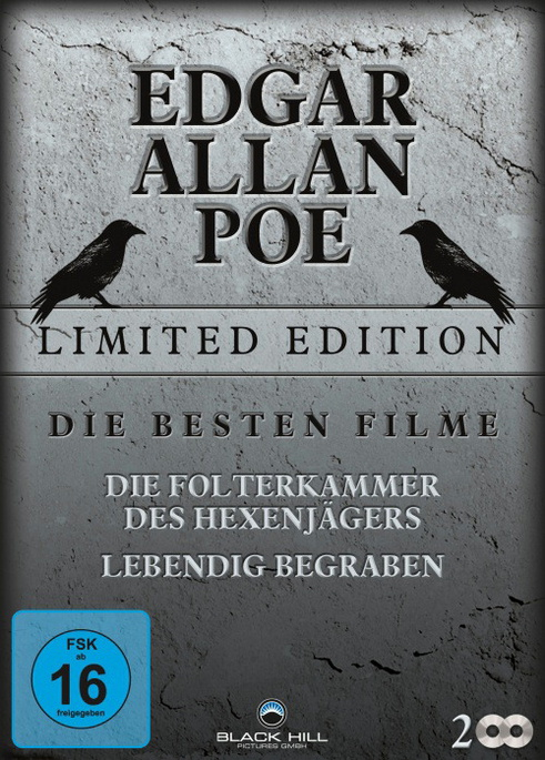 Edgar Allan Poe Edition - Die besten Filme [Lim...