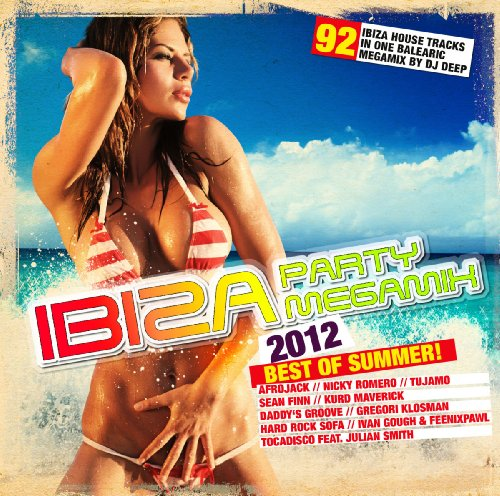 Various - Ibiza Party Megamix 2012