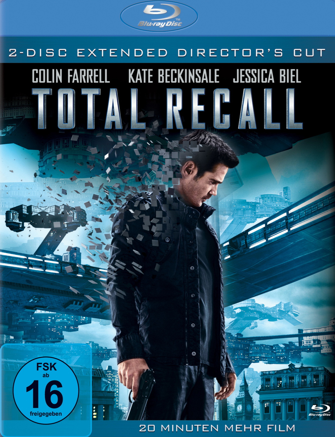 Total Recall [2 Discs, Extended Director´s Cut]