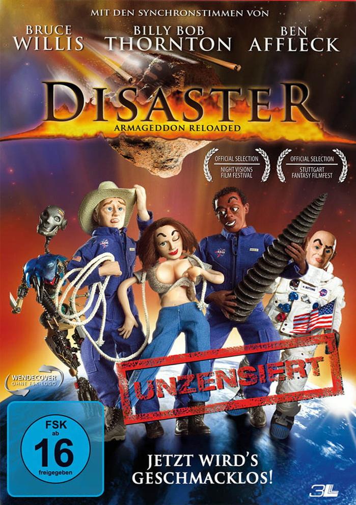 Disaster - Jetzt wirds geschmacklos
