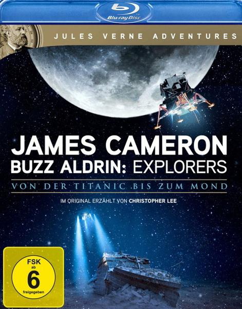 James Cameron - Buzz Aldrin: Explorers - Von de...