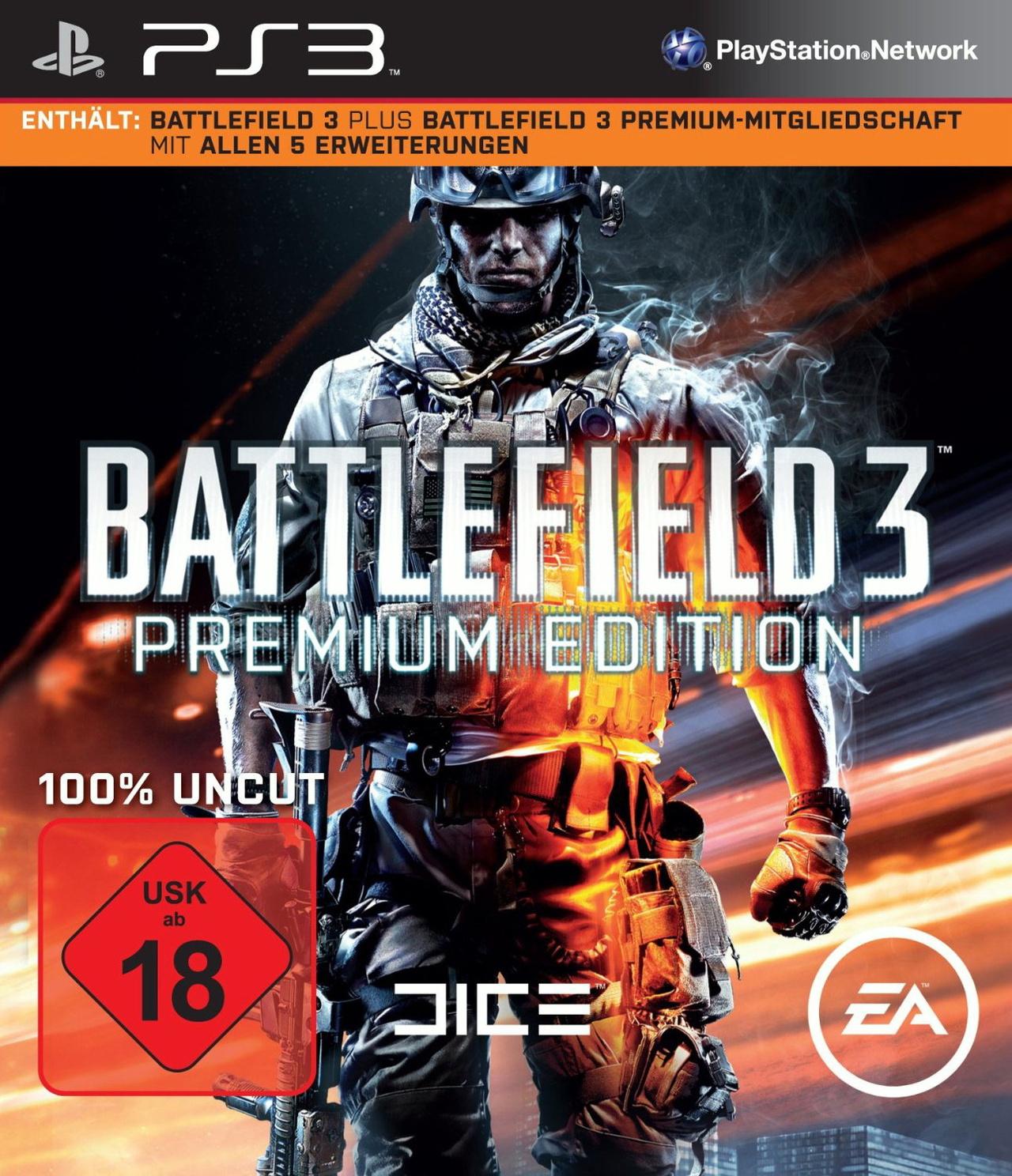 Battlefield 3 [Premium Edition]