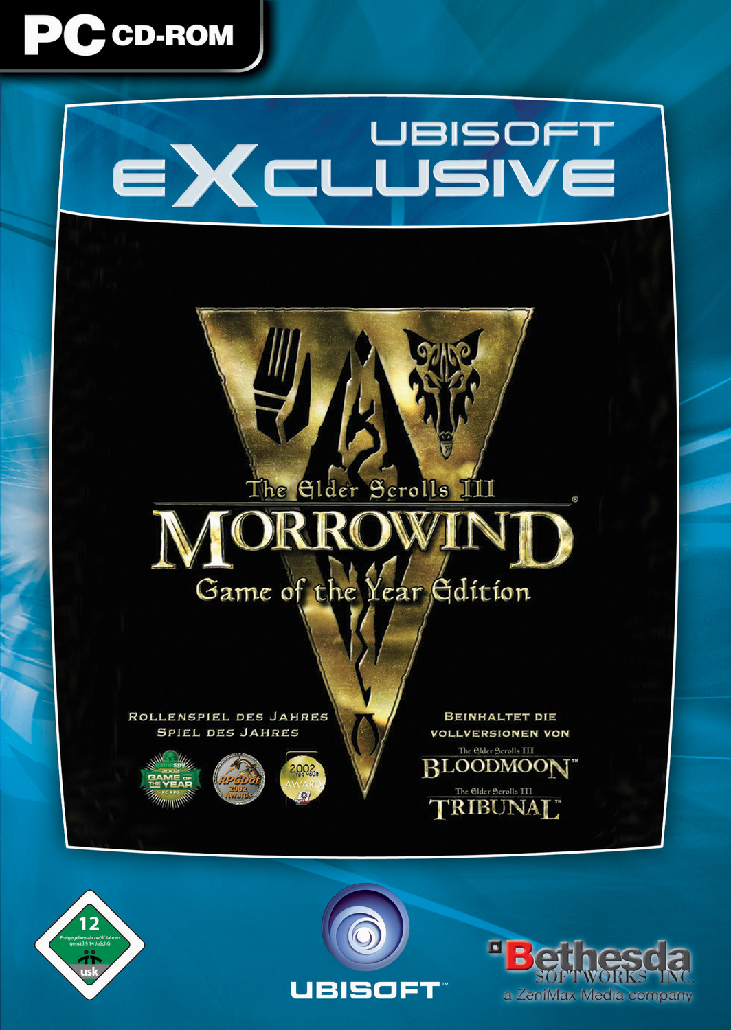 Morrowind - Game of the Year Edition [UbiSoft e...