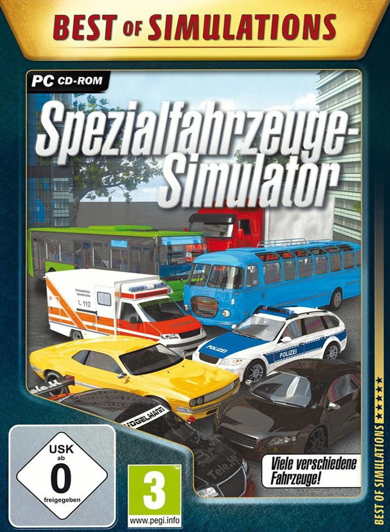 Spezialfahrzeuge Simulator [Best of Simulations]