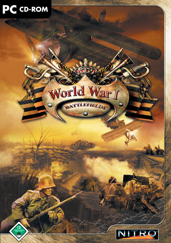 World War 1 - Battlefields