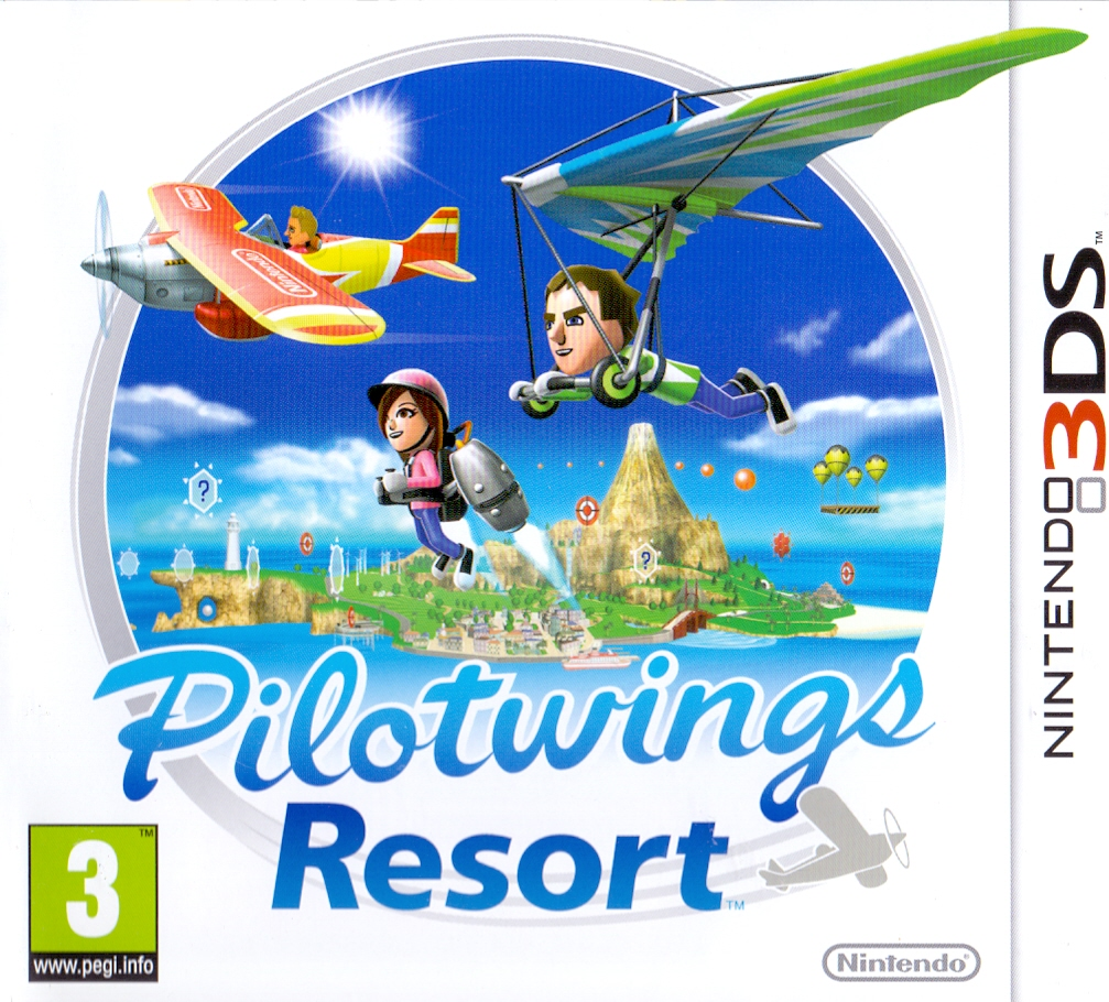 Pilotwings Resort [Internationale Version]