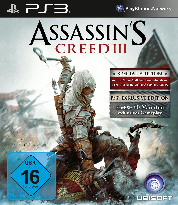Assassin´s Creed III [uncut]