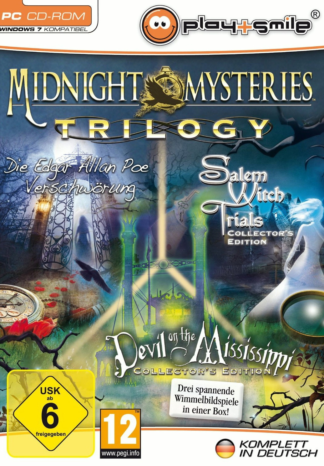 Midnight Mysteries Trilogy [Play+Smile]