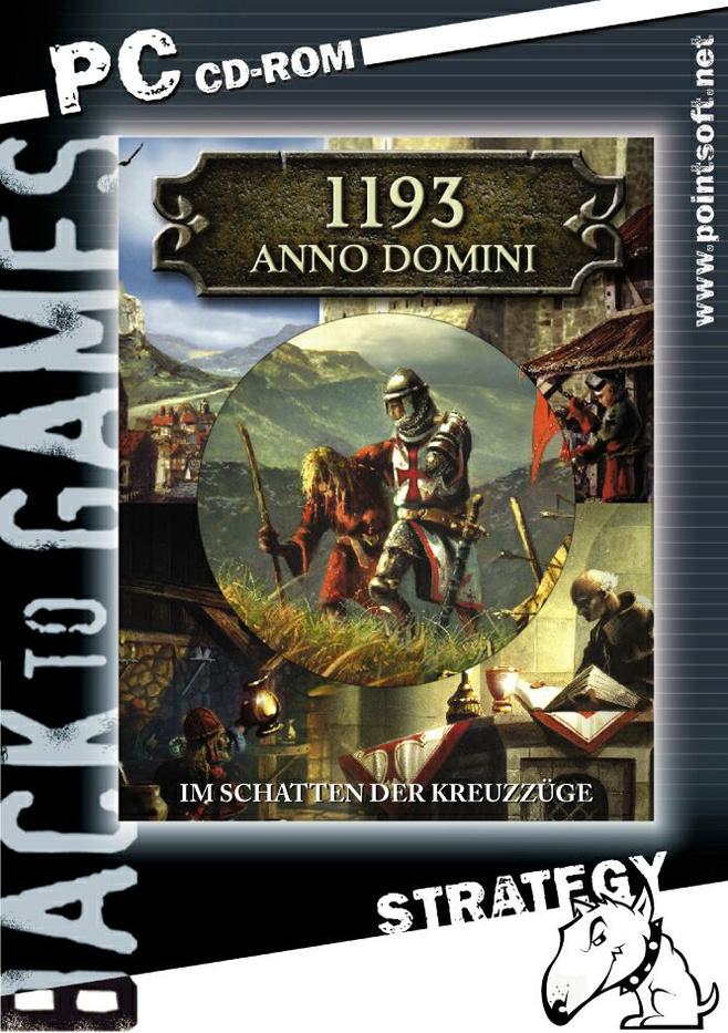 1193 Anno Domini: Im Schatten der Kreuzzüge [Ba...