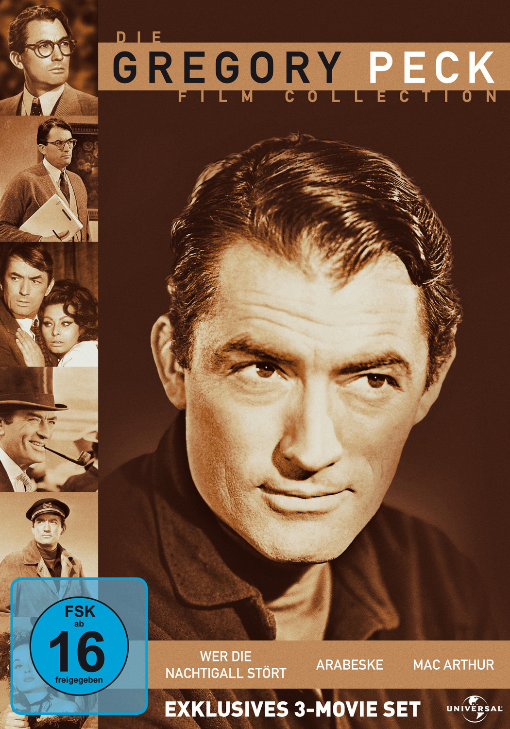 Gregory Peck Box [3 DVDs]