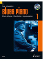 Blues Piano - Band 1: Blues-Schema, Blue Notes, Improvisation - Tim Richards [inkl. CD]