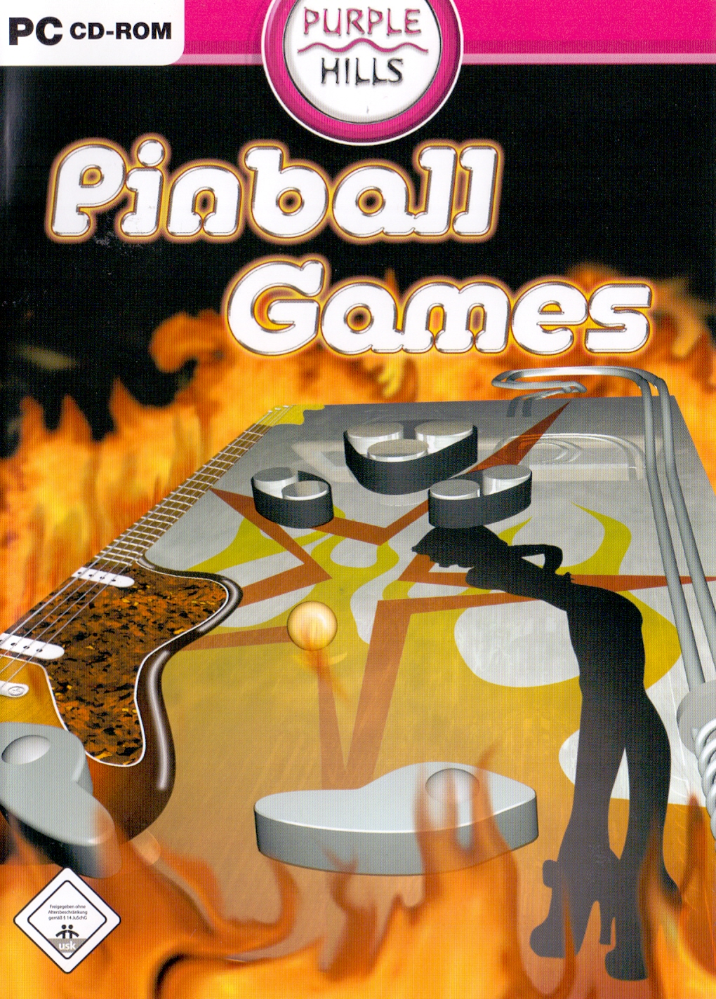 Pinball Games [Purple Hills]