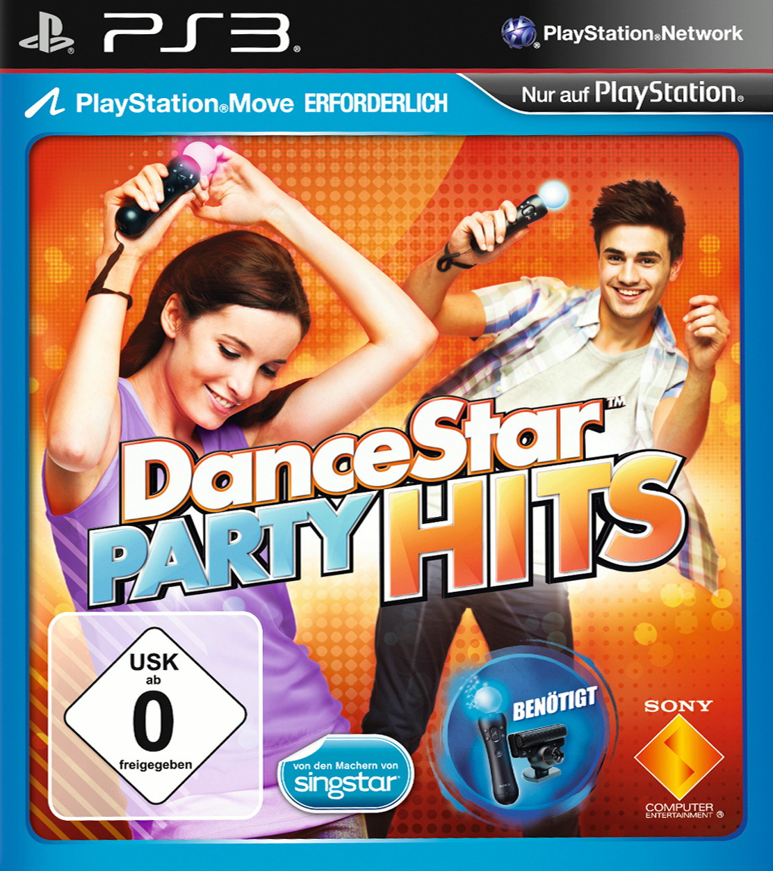 DanceStar Party Hits [Move erforderlich]