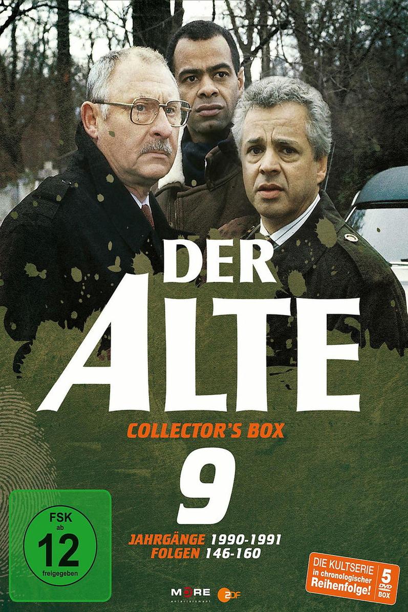 Der Alte: Vol. 9 - Folgen 146-160 [5 DVDs, Collector´s Box]