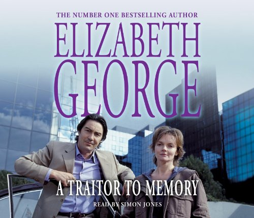 A Traitor to Memory - Elizabeth George [3 Audio CDs]