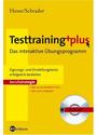 Testtraining plus: Das interaktive Übungsprogramm - Eignungs- und Einstellungstests erfolgreich bestehen - Jürgen Hesse