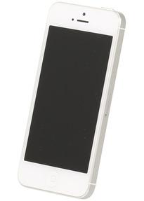 apple iphone 5 64gb wei silber gebraucht kaufen. Black Bedroom Furniture Sets. Home Design Ideas