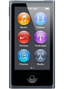 apple ipod nano 7g 16gb graphit gebraucht kaufen. Black Bedroom Furniture Sets. Home Design Ideas