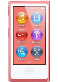 apple ipod nano 7g 16gb rosa gebraucht kaufen. Black Bedroom Furniture Sets. Home Design Ideas