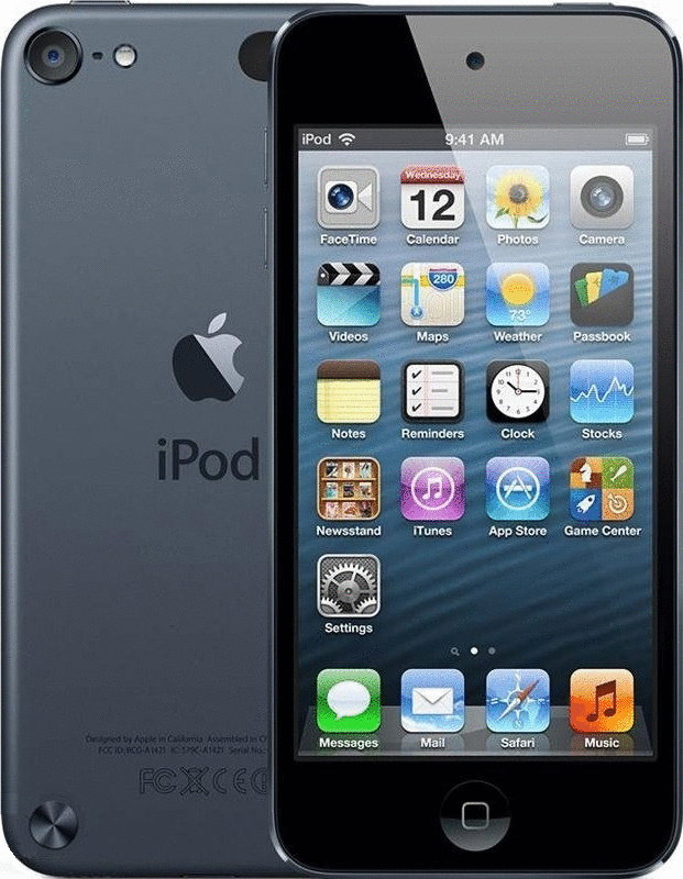 Apple iPod touch 5G 32GB spacegrau