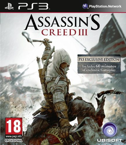 Assassin´s Creed III [Exklusive Edition, Internationale Version]