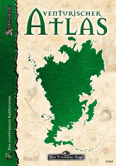 Das Schwarze Auge - Aventurischer Atlas