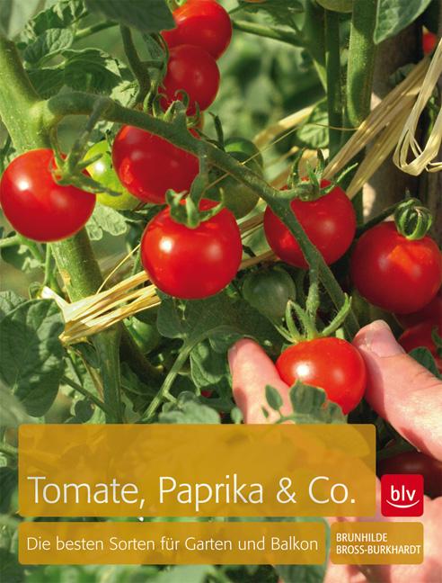 Tomaten, Paprika & Co: Die besten Sorten für Ga...