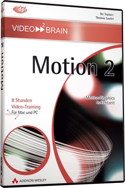 Motion 2 - Video-Training: 6 Stunden Video-Trai...