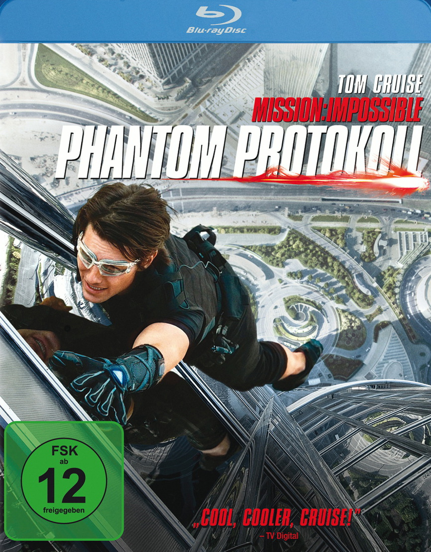 Mission Impossible 4 - Phantom Protokoll