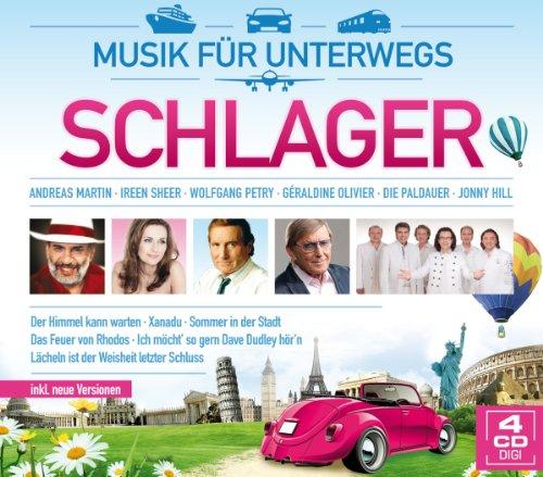 Various - Schlager-Musik für Unterwegs