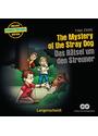 Krimis für Kids: The Mystery of the Stray Dog / Das Rätsel um den Streuner - Tina Zang [2 Audio CDs mit Begleitheft Englisch/Deutsch]