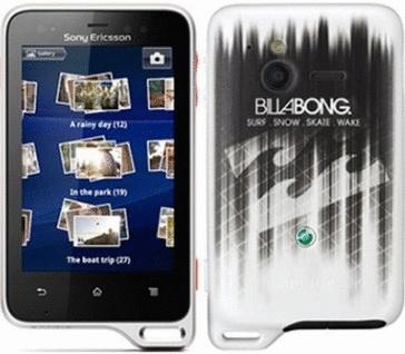 Sony Ericsson Xperia active [Billabong Edition]...